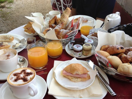 Ca' Nigra Lagoon Resort : breakfast