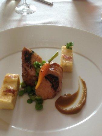 Manoir de la Boulaie : Hauptspeisse
