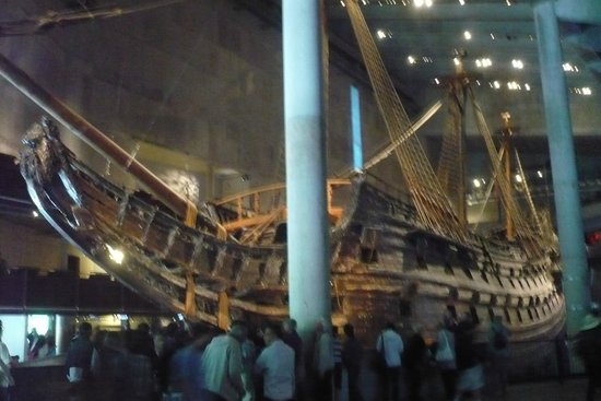 Museo Vasa: Galleon