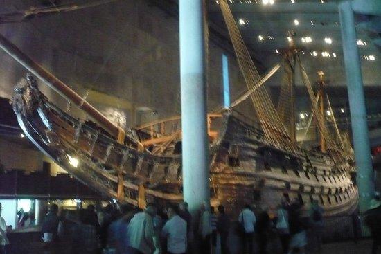 Vasa-Museum: Galleon