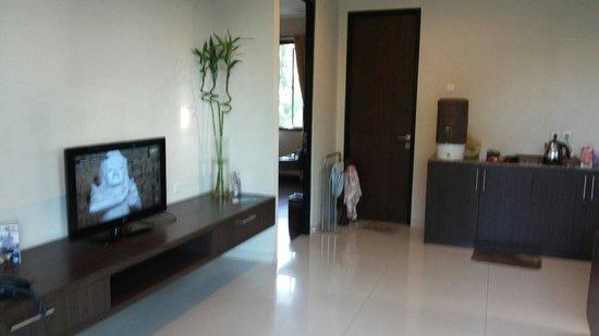 Lembang Asri: Garden suite