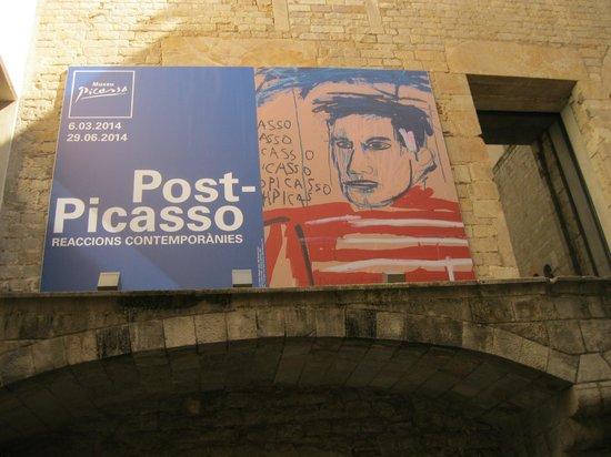 Museu Picasso: Музей Пикассо