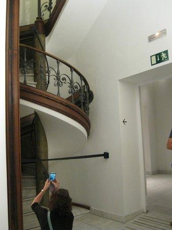 Museu Picasso: Здание Palacio de Berenguer d'Aguilar в котором находится музей Пикассо