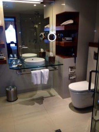 Sofitel Queenstown Hotel & Spa: bathroom
