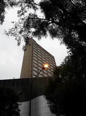 Hyatt Regency Mexico City: Visto do Prédio do Hyatt