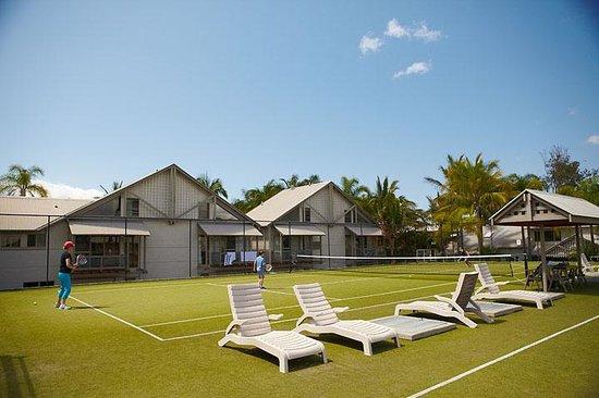 Islander Noosa Resort : Tennis