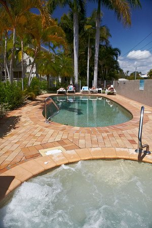Islander Noosa Resort: Another pool and spa