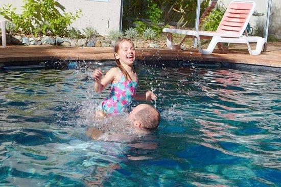 Islander Noosa Resort : Heated Pool to 30 degres all year