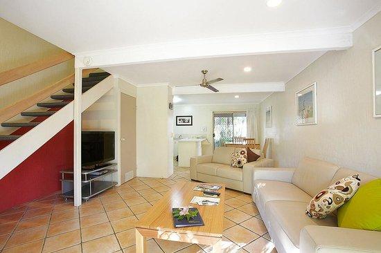 Islander Noosa Resort: Villa Picture