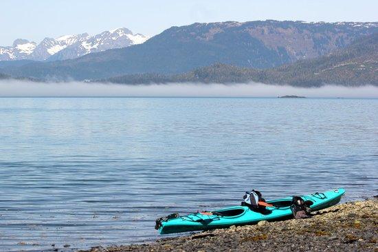 Orca Adventure Lodge kayaking