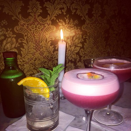 Vintage Cocktail Club: best place in Dublin for good cocktails