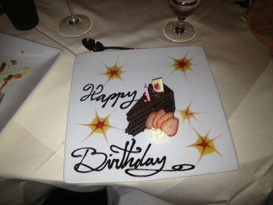 Club 33: Happy Birthday!