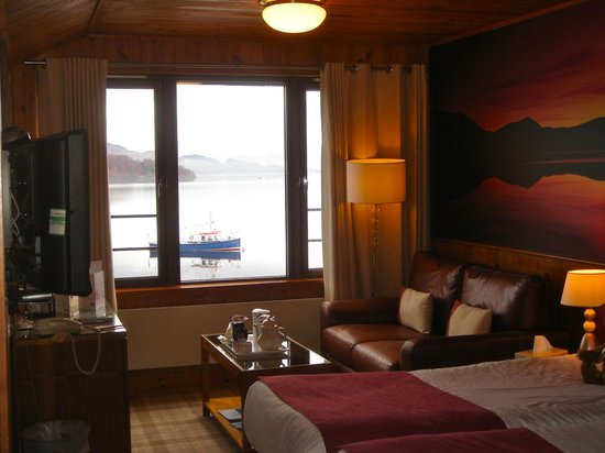 Lodge on Loch Lomond: Corbett Room