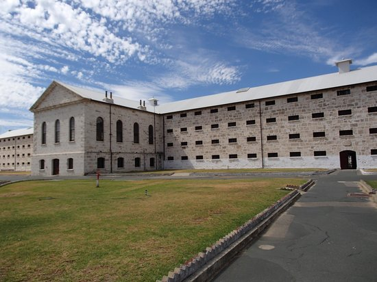 Fremantle Prison: Enter if you dare!