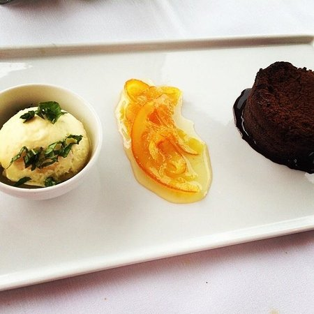 Ocean Cape Arundel Inn: Dessert