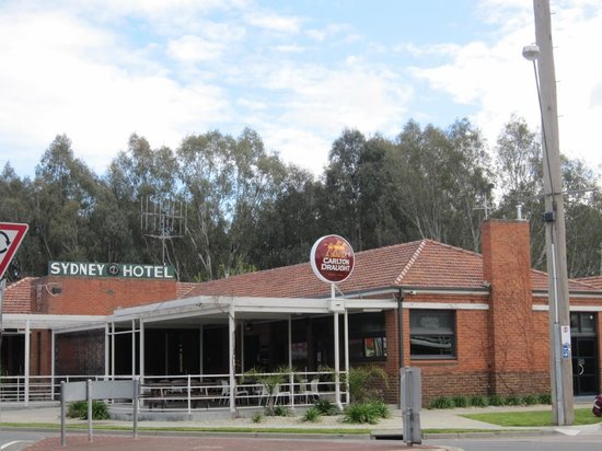 Discover Wangaratta Town Tours : sydney hotel