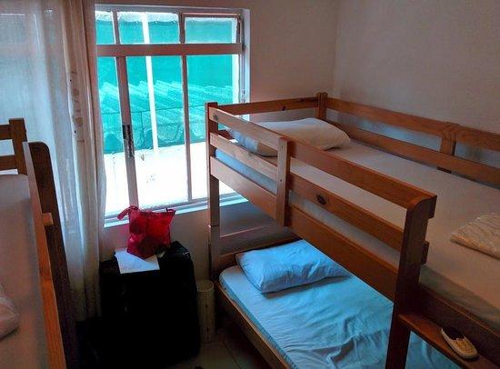 Atma Hostel: Quarto coletivo para quatro pessoas