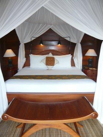 Puri Wulandari Boutique Resort: Comfortable King Size Bed
