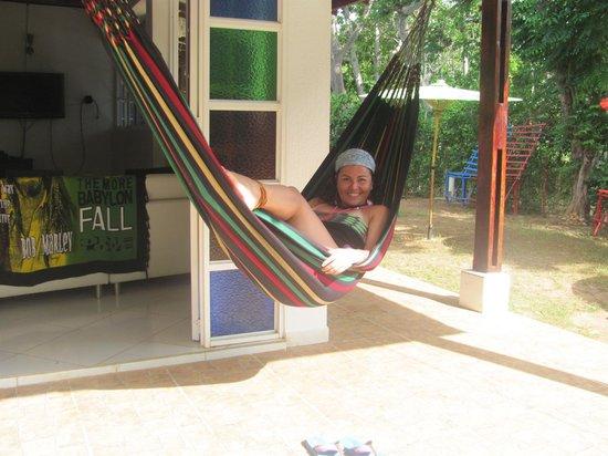 Wata Hostel: PATIO