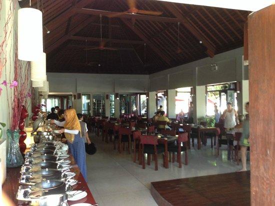 Kuta Seaview Boutique Resort & Spa: plenty of room