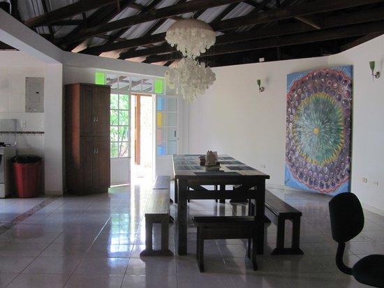 Wata Hostel: COMEDOR