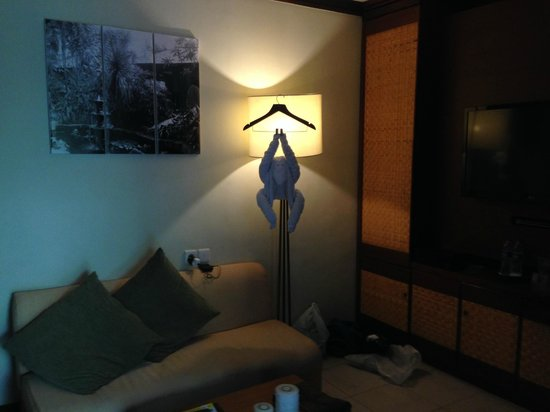 Kuta Seaview Boutique Resort & Spa: more cleverness