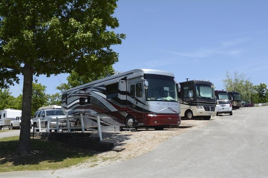 Branson KOA: Spacious RV Sites