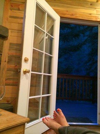 StoneBrook Resort: relaxing