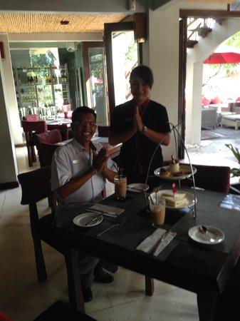 Kuta Seaview Boutique Resort & Spa: staff are amazing