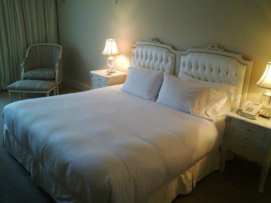 Hotel Sainte Jeanne: Habitación