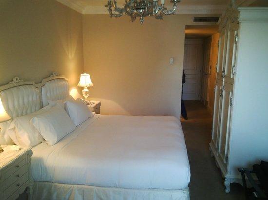 Hotel Sainte Jeanne: Habitación 611