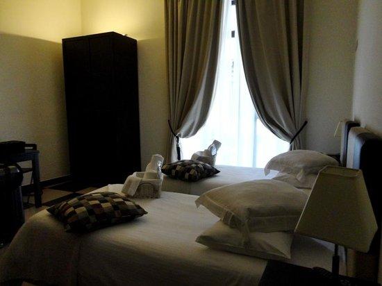 ApartHotel Plebiscito: Room