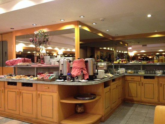 Lafayette Hotel : Café da manhã - lafayette