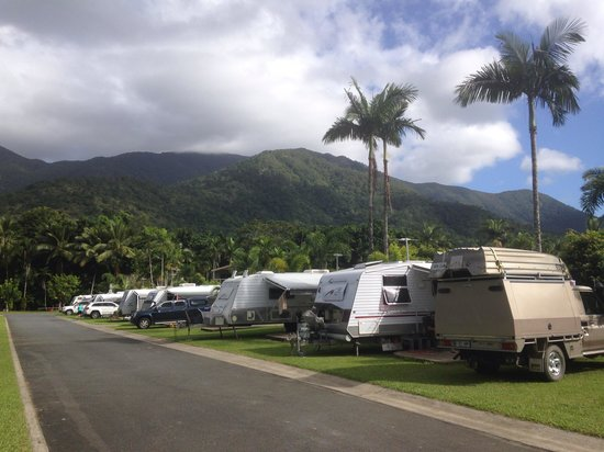 BIG4 Cairns Crystal Cascades Holiday Park: A great location for a stay in Cairns