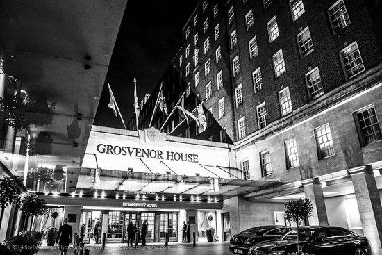 Grosvenor House, A JW Marriott Hotel: Entry