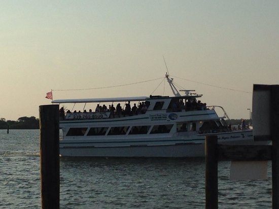 Fort Myers Princess: And they are off