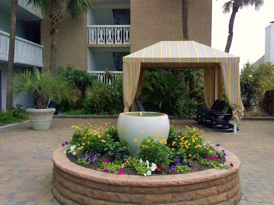 Caribbean Resort And Villas Jamaican Inn Patio Area