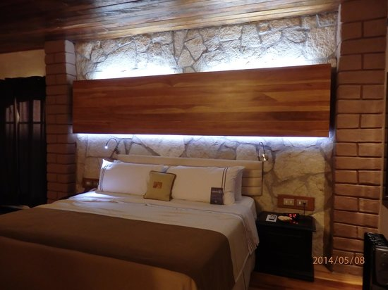 Sonesta Posadas del Inca Sacred Valley Yucay: The luxurious bedroom area