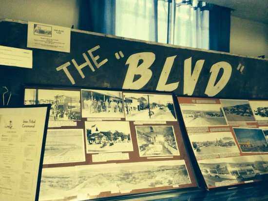 """Route 66 Mother Road Museum: The """"Blvd"""" from Duarte, CA. actually."""