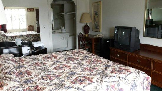 Tallyho-tel: Room