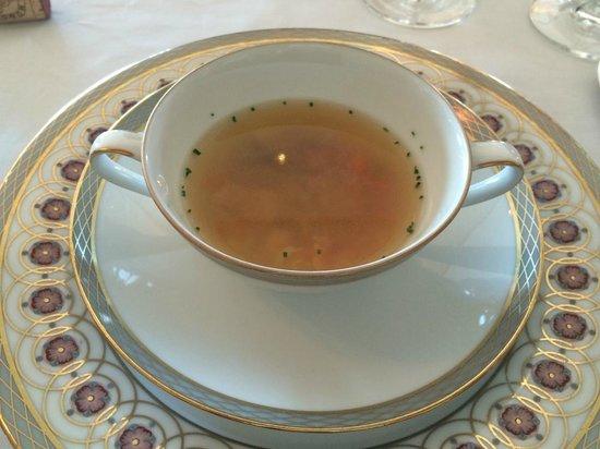 Le Ciel: 海の幸のスープ