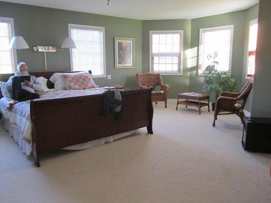 Schubert Estate Bed & Breakfast : Catherine