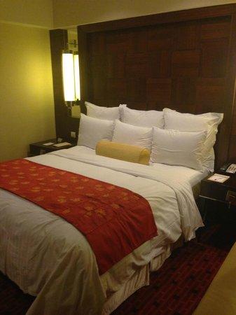 Beijing Marriott Hotel City Wall: Bedroom