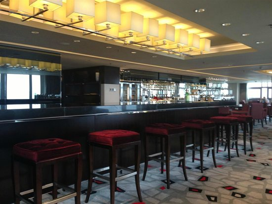 Beijing Marriott Hotel City Wall: Business Lounge