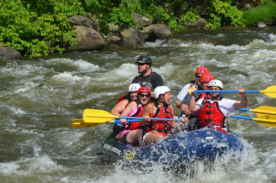 Big Creek Expeditions: So much fun