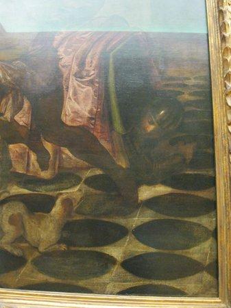 Alte Pinakothek : A chegada de Vulcano