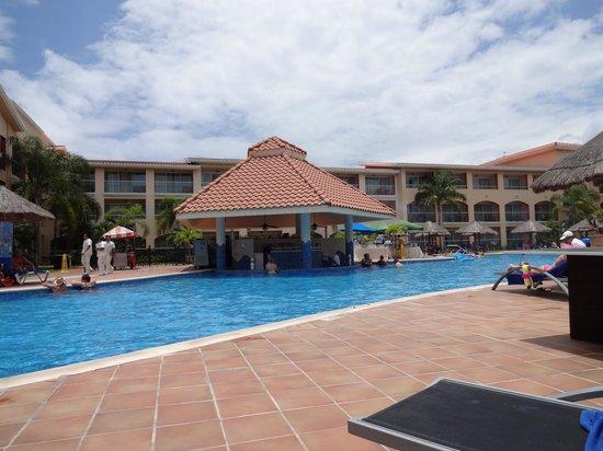 Sandos Playacar Beach Resort : Section pour adulte seulement