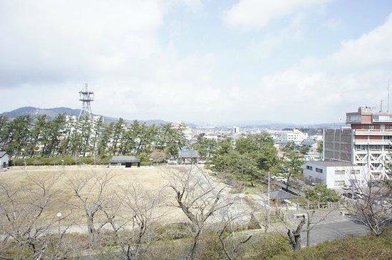 Honjo Park: 市内の様子