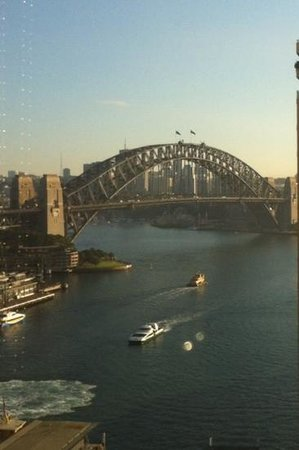 InterContinental Sydney: Zoom view from the 22nd Floor