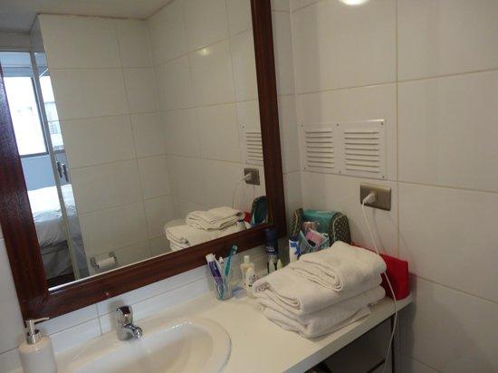 Altura Suites: bathroom